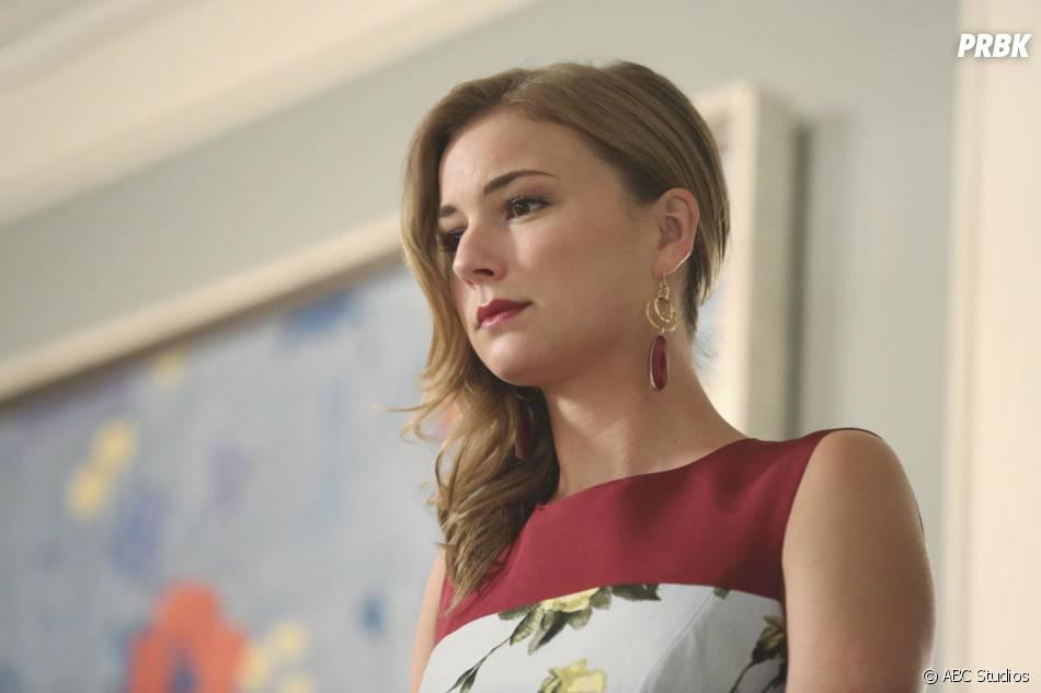 Revenge saison 4, épisode 1 : Emily VanCamp sur une photo