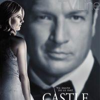 Castle saison 7 : le poster pas très réjouissant