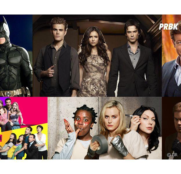 Vampire Diaries, Dexter... les séries et films bientôt disponibles sur Netflix