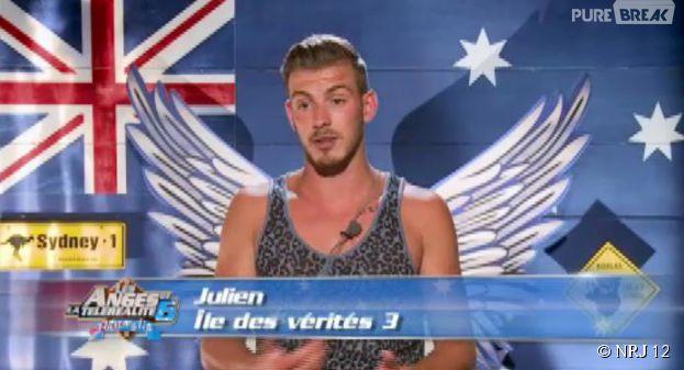 Julien Bert : mésaventure avec la police pour le candidat des Anges 6
