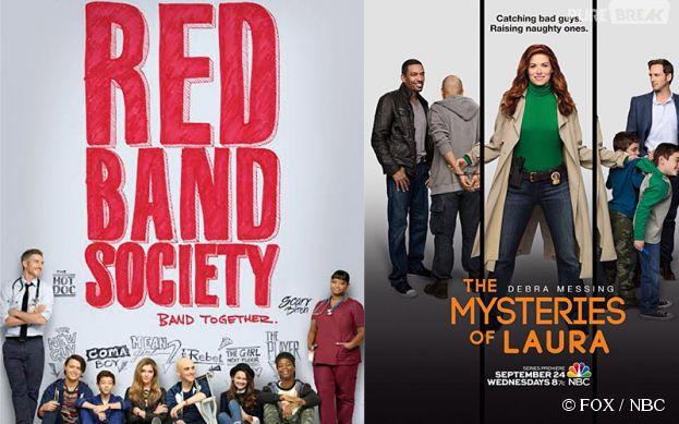 Nouveautés US du 17 septembre 2014 : Red Band Society et The Mysteries of Laura