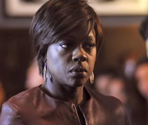 How To Get Away With Murder : Viola Davis sur une photo