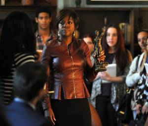 How To Get Away With Murder : Viola Davis prof pour ABC