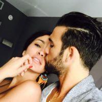 Leila et Aymeric (Secret Story 8) : couple complice et amoureux sur Twitter
