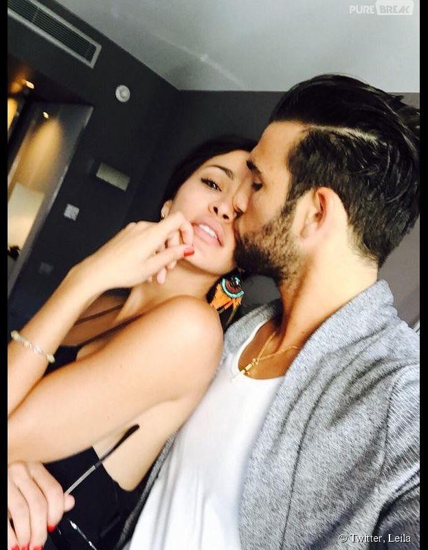 Leila et Aymeric de Secret Story 8 : complices et amoureux sur Twitter