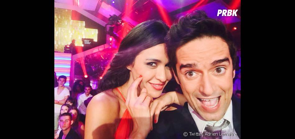 Leila et Adrien Lemaître après la finale de Secret Story 8