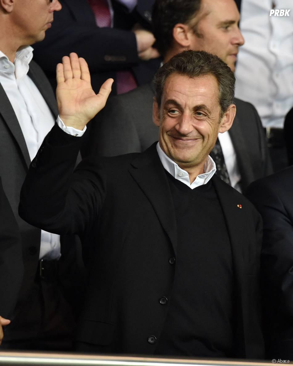 Les 10 français les plus dangereux sur le net : Nicolas Sarkozy