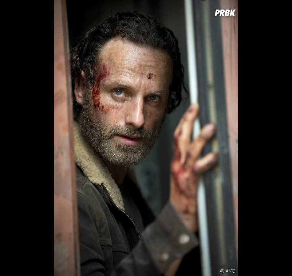 The Walking Dead saison 5 : Rick prêt à s'évader