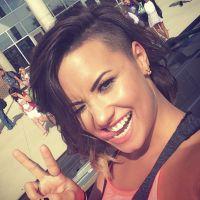 Demi Lovato : sublime avec le crâne rasé sur Instagram