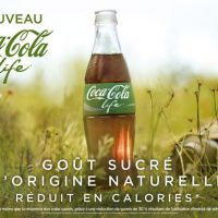 Coca-Cola Life : le Coca-Cola vert débarque en France le...