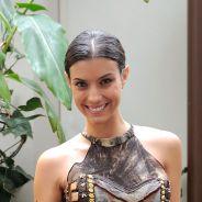 Ludivine Sagna : la WAG sexy sublime dans sa robe en chocolat