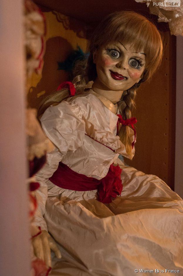 Annabelle : la poupée mise en vente sur Le Bon Coin
