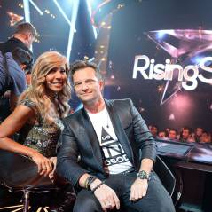 "David Hallyday (Rising Star) : ""Cathy Guetta a la larme facile"""