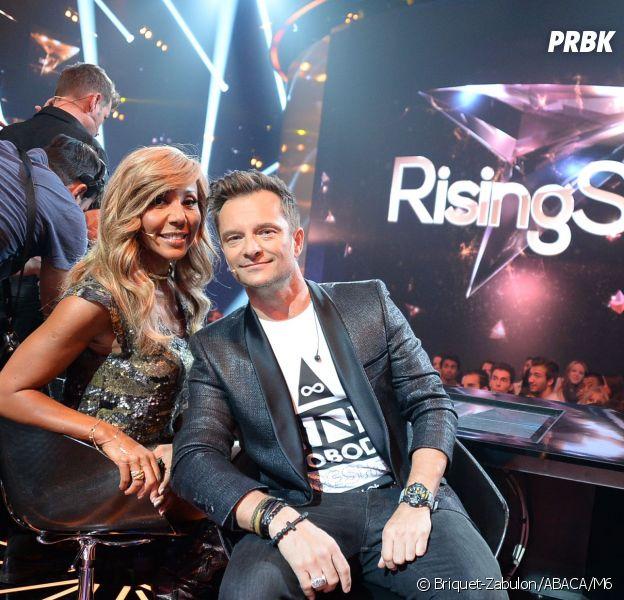 Rising Star : Cathy Guetta et David Hallyday dans le jury de l'émission sur M6