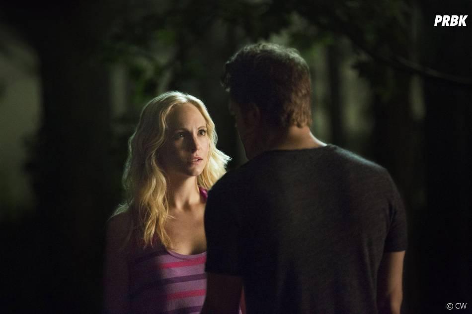 The Vampire Diaries saison 6 : Caroline bientôt en couple avec Enzo ?