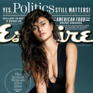 Penélope Cruz plus sexy qu'Irina Shayk ou Kate Upton selon Esquire