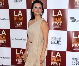 Penélope Cruz au Los Angeles Film Festival