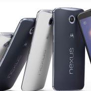 Nexus 6 et Nexus 9 : Google dévoile son smartphone qui se recharge en 15 minutes