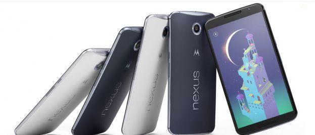 Google dévoile son Nexus 6, son nouveau smartphone par Motorola