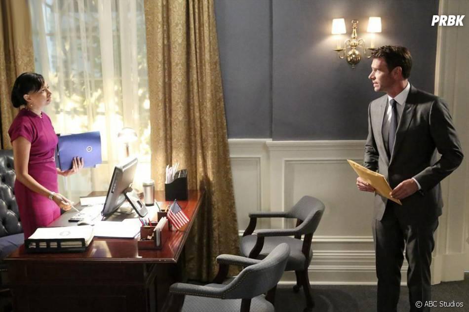 Scandal saison 4 pisode 4 jake de retour la maison for A la maison blanche saison 6