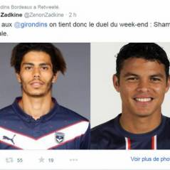 PSG vs Bordeaux : Thiago Silva transsexuel ? Un retweet bordelais polémique