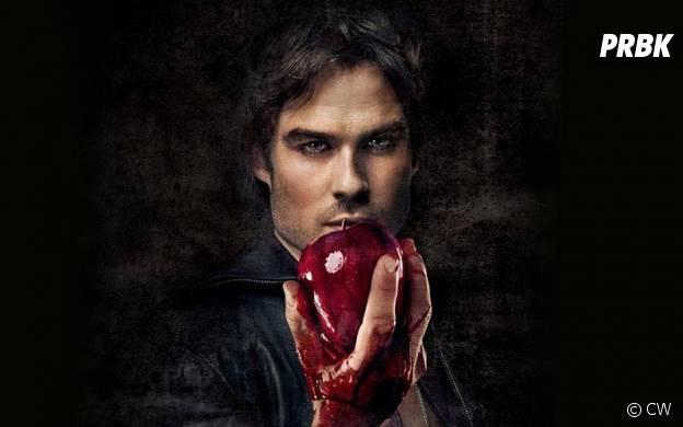 Les meilleurs vampires du cinéma et de la télé : Damon Salvatore de Vampire Diaries