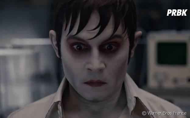Les meilleurs vampires du cinéma et de la télé : Johnny Depp dans Dark Shadows