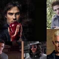 The Vampire Diaries, Twilight... les meilleurs vampires (et les pires !)