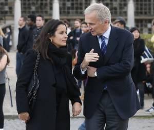 Rising Star : l'enterrement de Gaël Lopes en présence de sa famille, de ses proches, de Faustine Bollaert et Thomas Valentin, le vice-président de M6 a eu lieu le 27 octobre 2014 au cimetière du Père Lachaise à Paris