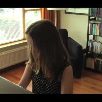 Emouvant : un père filme sa fille au piano peu avant son décès