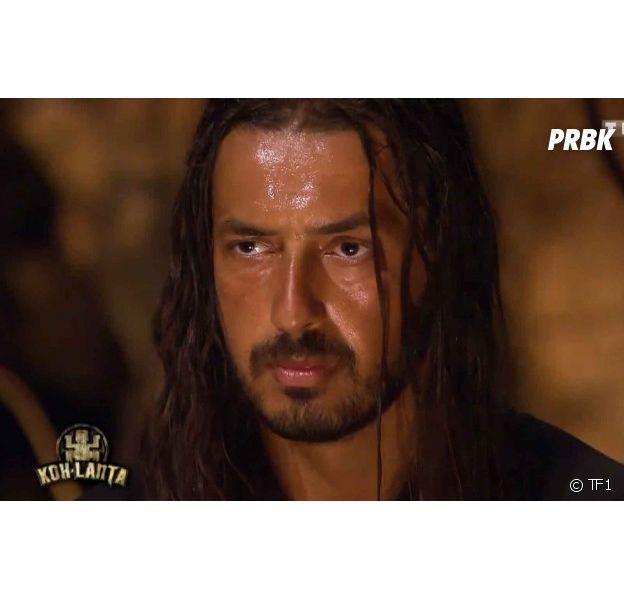 Moundir : Teheiura très déçu par lui dans Koh Lanta 2014