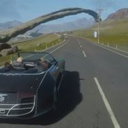 Final Fantasy 15 : 10 minutes de gameplay en monde ouvert sur PS4
