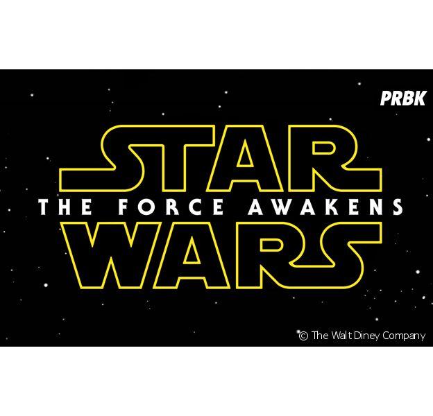Star Wars 7 : logo officiel du film