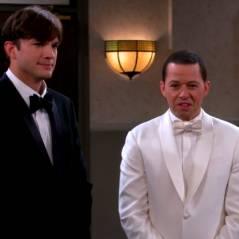 Ashton Kutcher marié... avec Jon Cryer dans Mon Oncle Charlie