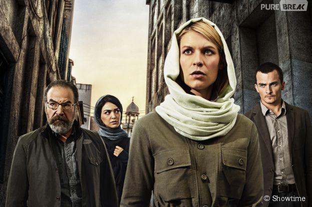Homeland saison 5 : la série de retour en 2015 avec 12 épisodes
