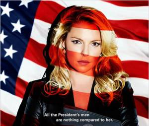 Katherine Heigl héroïne de State of Affairs