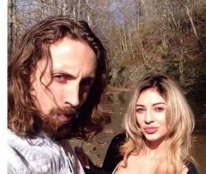 Eric Lampaert (Mon Incroyable Fiancé) avec sa femme