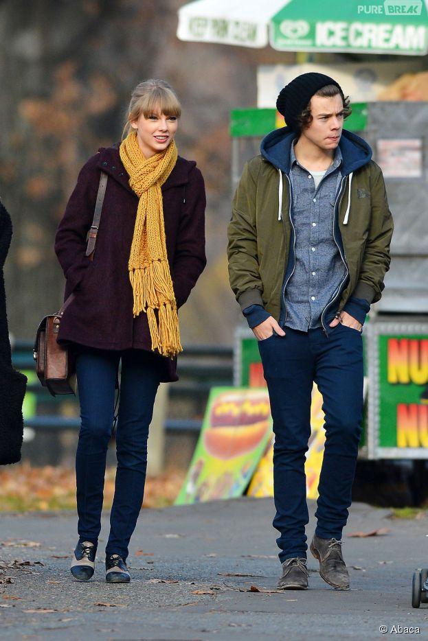 Taylor Swift et Harry Styles à nouveau en couple ?