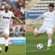 Enzo Zidane : Zizou fait entrer son fils sur le terrain