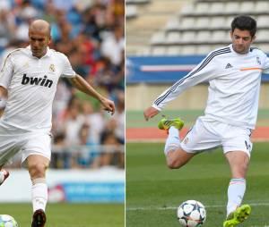Enzo Zidane et Zinédine Zidane : carrière croisées au Real Madrid