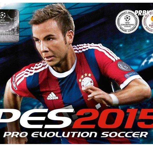 PES 2015 est disponible sur consoles et PC depuis le 13 novembre 2014