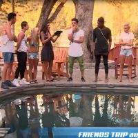 Julia, Ricardo, Brenda... (Friends Trip) : les candidats face à des mygales
