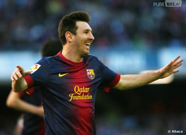 Lionel Messi est le meilleur buteur de l'histoire de la Liga