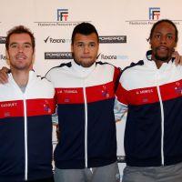 Coupe Davis 2014 : M. Pokora, Lecaplain, réactions après la défaite de la France