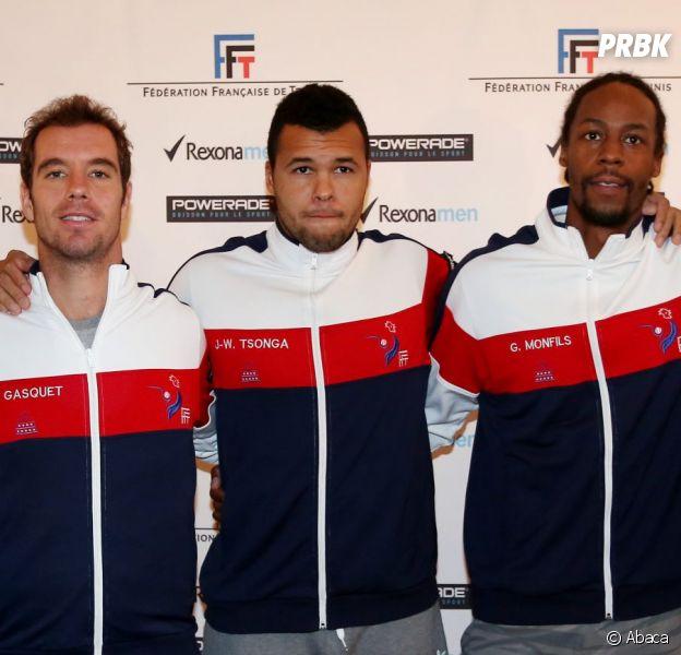 Richard Gasquet, Jo-Wilfried Tsonga, Gaël Monfils... l'équipe de France a perdu la Coupe Davis 2014