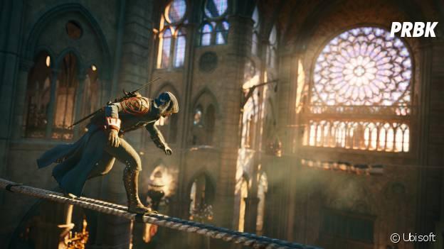 Assassin's Creed Unity est disponible sur PS4 et Xbox One deepuis le 13 novembre 2014