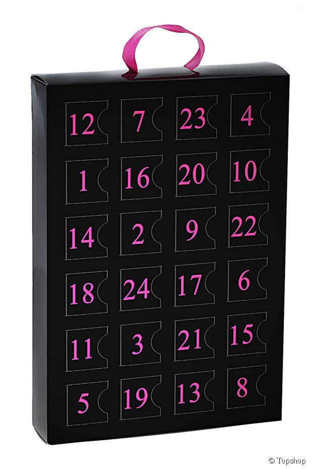 no l 2014 vernis bi res 5 calendriers de l 39 avent originaux. Black Bedroom Furniture Sets. Home Design Ideas