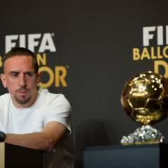 """Franck Ribéry : """"Le Ballon d'or ne récompense plus le meilleur joueur"""""""