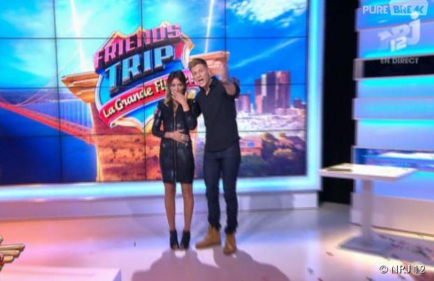 Friends Trip : Clémence gagnante de la compétitive-réalité de NRJ 12