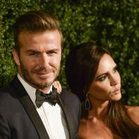 David Beckham : les photos choc de son accident de voiture avant une soirée chic avec Victoria